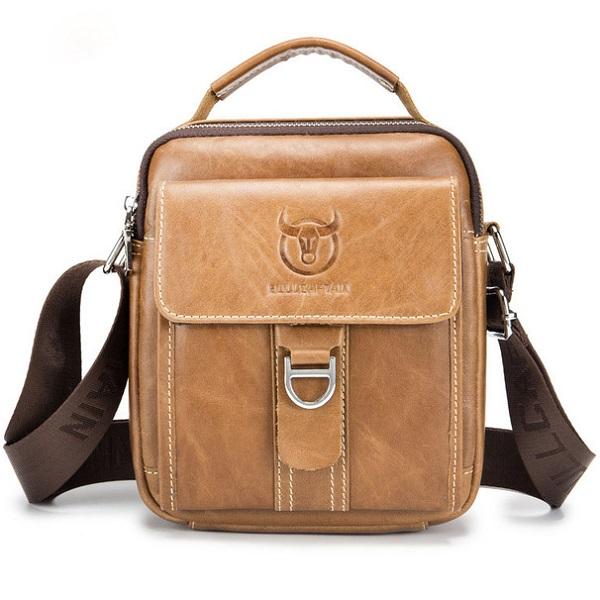 48be13638431f Pánska kožená taška HandyOne od Bullcaptain Pánska kožená taška HandyOne od  Bullcaptain empty