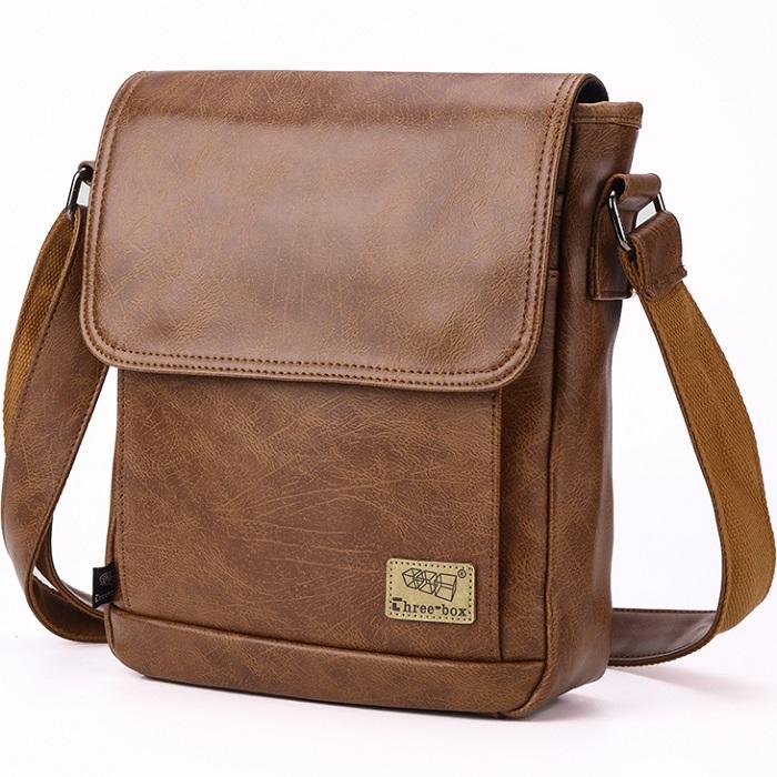 0d4d30b378632 Pánska veľká kožená taška, ...